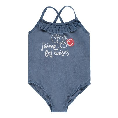 Buho Violeta Cherries 1 Piece Swimsuit -product