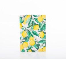 Woouf Notizbuch Zitrone -listing