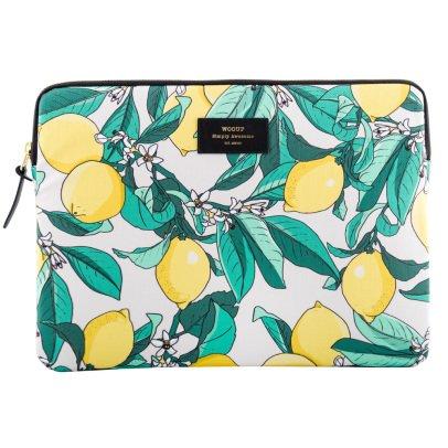 Woouf MacBook Pro 13 Schutzhülle Zitrone -listing