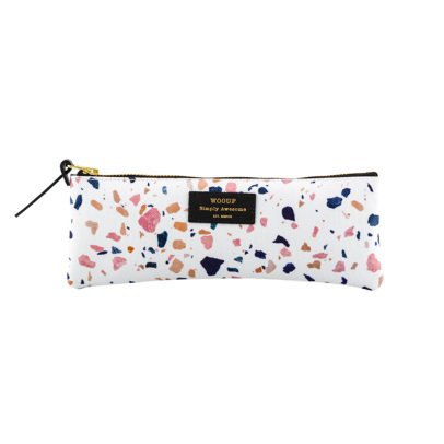 Woouf Terrazzo Pencil Case-product