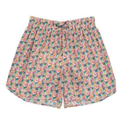 Poppy Rose Kamelia Tropical Liberty Shorts-listing