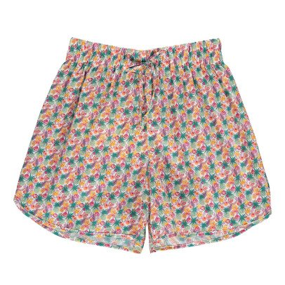 Poppy Rose Short Liberty Tropical Kamelia	-listing