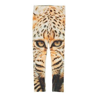 POPUPSHOP Leggings Leopard aus Bio-Baumwolle -listing