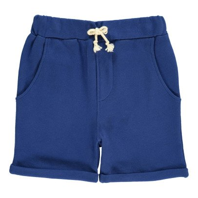 Hundred Pieces Fleece Bermuda Shorts-product