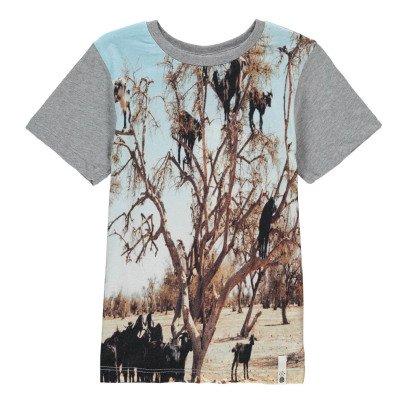 POPUPSHOP T-Shirt Arbre Coton Bio-listing