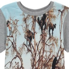 POPUPSHOP Organic Cotton Tree T-Shirt-listing