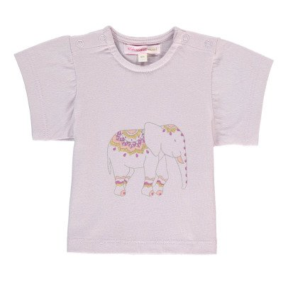 Moon et Miel Camiseta Elefante Hugo-listing