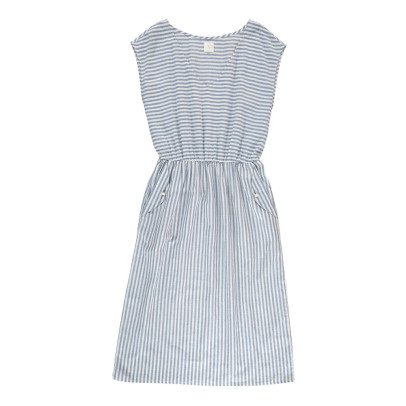 Des petits hauts Elmita Striped Dress-product