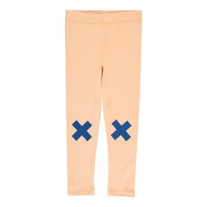 tinycottons Pantalon Sarouel Logo Croix Natural-product