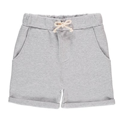 Hundred Pieces Fleece Bermuda Shorts-listing