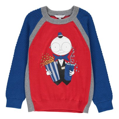 Little Marc Jacobs Cinema Mr Marc Jumper-product