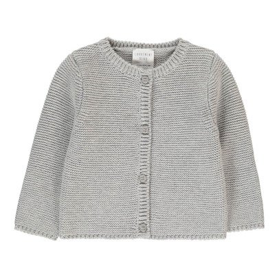 CARREMENT BEAU Moss Stitch Cardigan-product