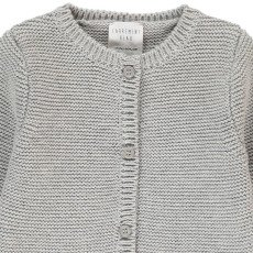 CARREMENT BEAU Moss Stitch Cardigan-listing