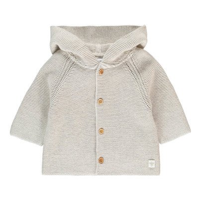 CARREMENT BEAU Hooded Cardigan-product