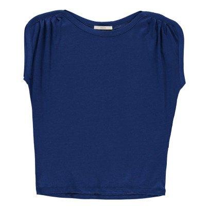 Sessun Camiseta Fruncida Sixto-listing