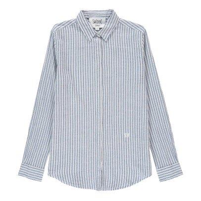 Swildens Camisa Rayas Abotonada Espalda Qarry-product