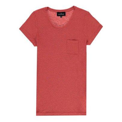 Little Remix T-shirt Rayon e Lino-listing