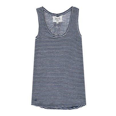 Swildens Camiseta Lino Rayas Qeige-product