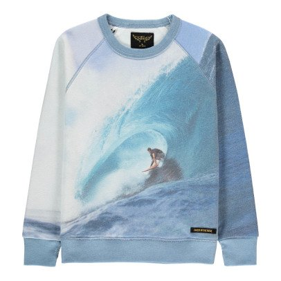 Finger in the nose Hank Surfer Sweatshirt-listing