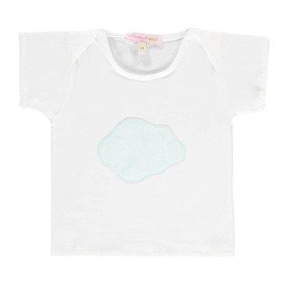 Moon et Miel T-shirt Patch Nuvola-listing