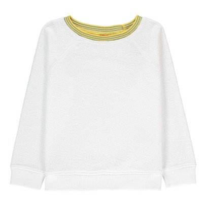 Bonton Striped Rib Sweatshirt-product