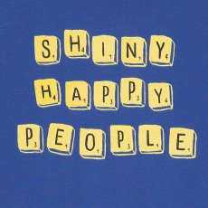 Hundred Pieces T-shirt Happy People-listing