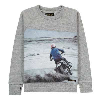 Finger in the nose Sweatshirt Motorrad Hank -listing