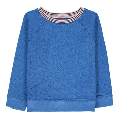 Bonton Striped Rib Sweatshirt-listing
