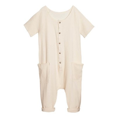Little Creative Factory Explorer Buttoned Jumpsuit-listing