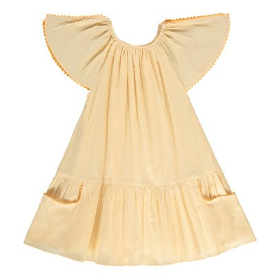 Ketiketa Carmensita Ruffled Dress-listing