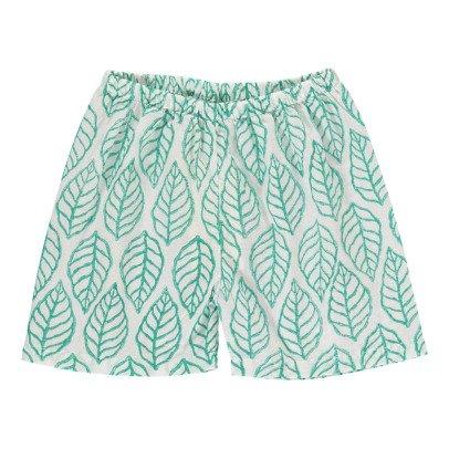 Ketiketa Sanu Leaf Shorts-product