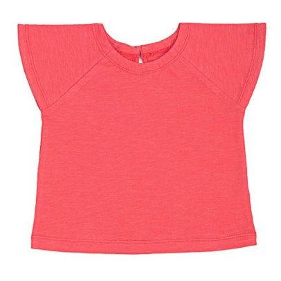 Ketiketa T-shirt Raglan Coton Bio-product