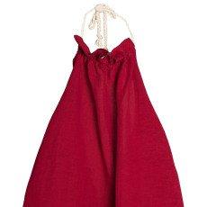 Little Creative Factory Vestido Espalda abierta Lino Tuareg-listing