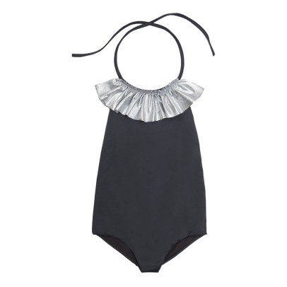 Little Creative Factory Chic Ruffle 1 Piece Swimsuit-listing