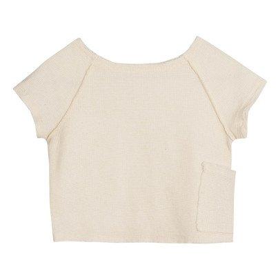 Little Creative Factory Camiseta Nido de Abeja Explorer-listing