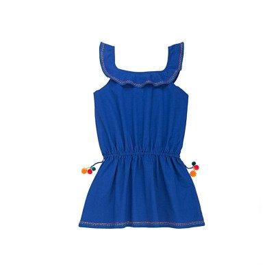 Ketiketa Isabel Embroidered Ruffle Dress-listing