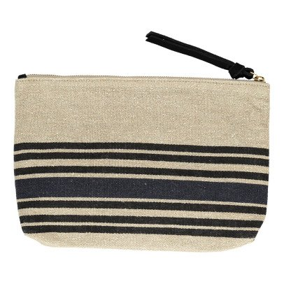 Petite Mendigote Holmes Cotton Pouch-listing
