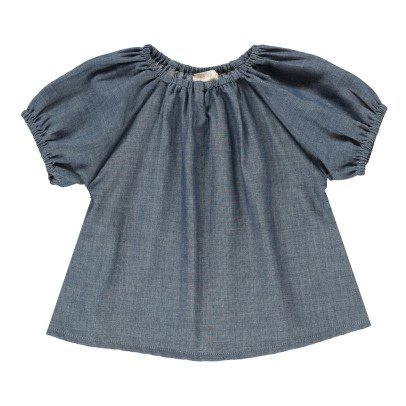 Ketiketa Milla Chambray Blouse-product