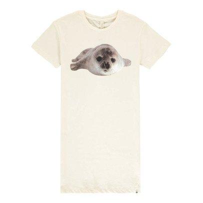 POPUPSHOP Nachthemd aus Bio-Baumwolle -listing