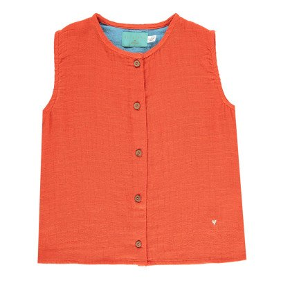 Lulaland Nico Top with Buttons-product
