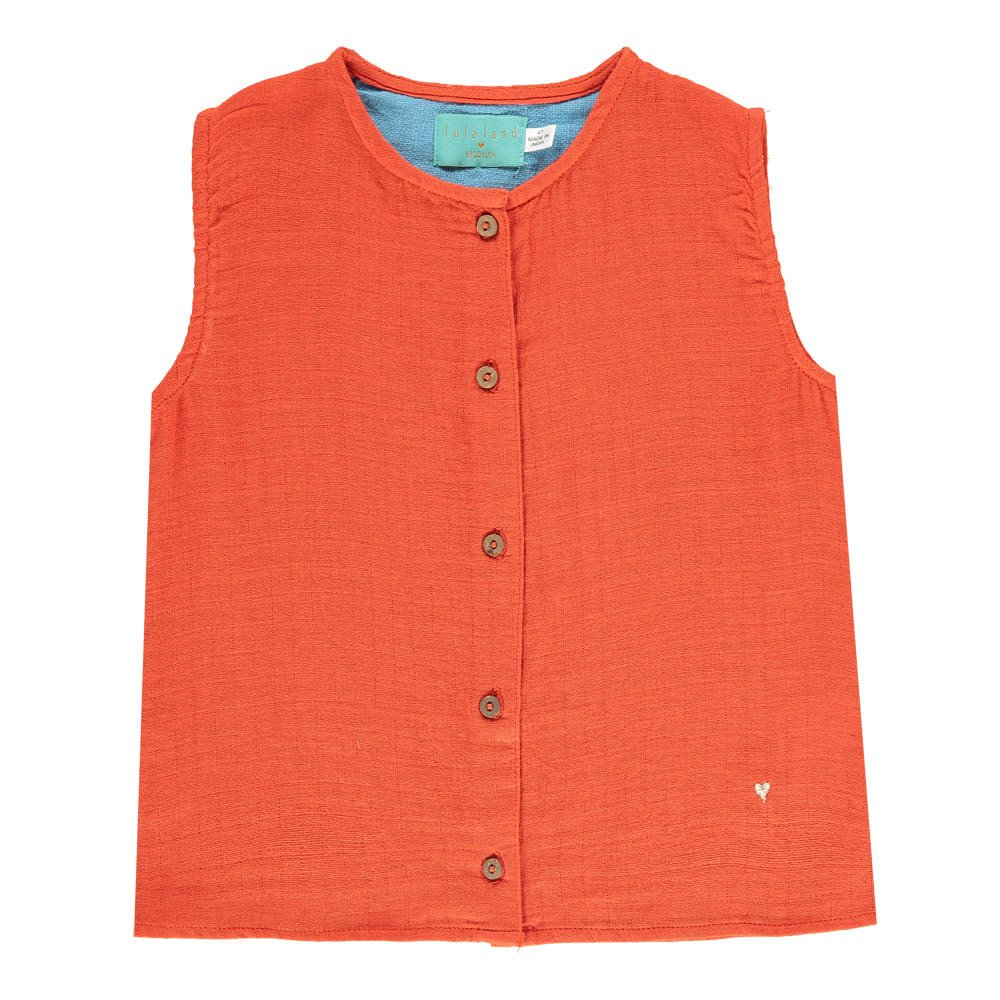 Nico Top with Buttons-product
