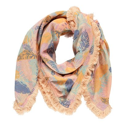 Lulaland Gia Organic Cotton Tropical Scarf-product