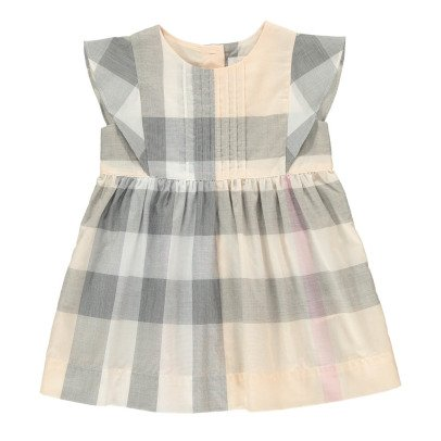Burberry Gertrude Tartan Dress-listing