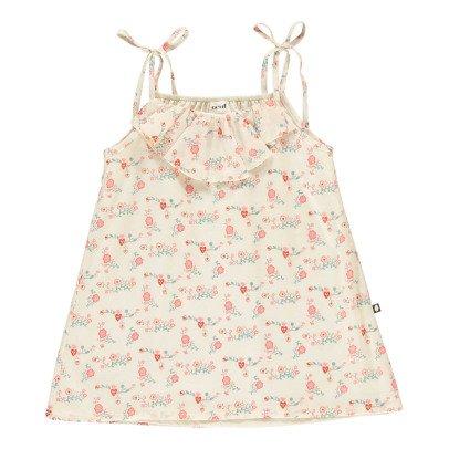 Oeuf NYC Robe Fleurs Coton Pima-listing