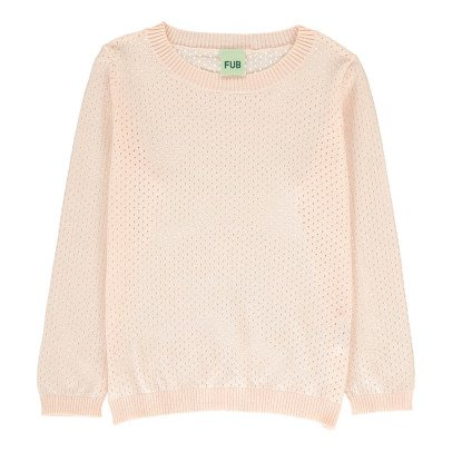 FUB Pullover aus Bio-Baumwolle -listing