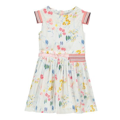 No Added Sugar Blink Of An Eye Floral Asymetric Dress-listing