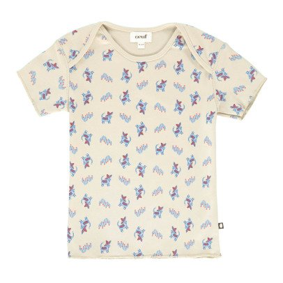Oeuf NYC T-shirt Chihuahuas Coton Pima Bio-product