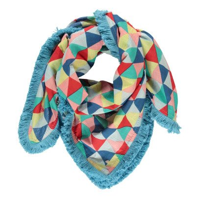 Lulaland Gia Organic Cotton Triangle Scarf-product