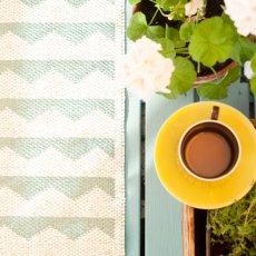 Brita Sweden Teppich aus Plastik Gittan -listing