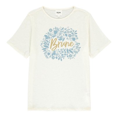 Blune T-shirt Brune-listing